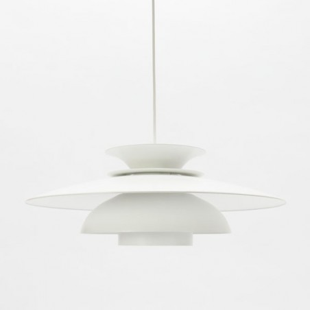 Scandinavian disks hanging lamp