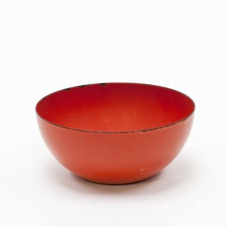 Small enamel bowl by Finel, Finland