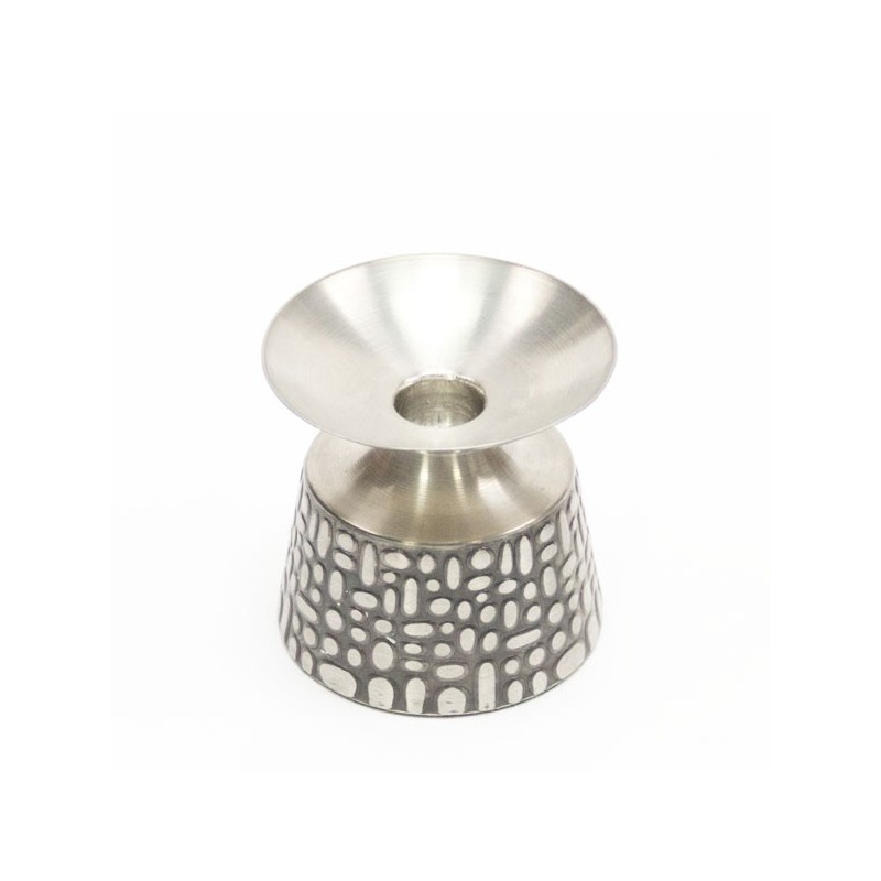 Candle holder by Norway Pewter