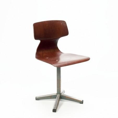 Industrial child's schoolchair no.6