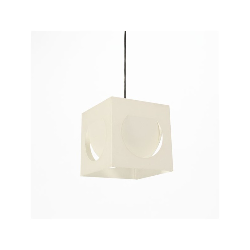 Modernistic hanging light