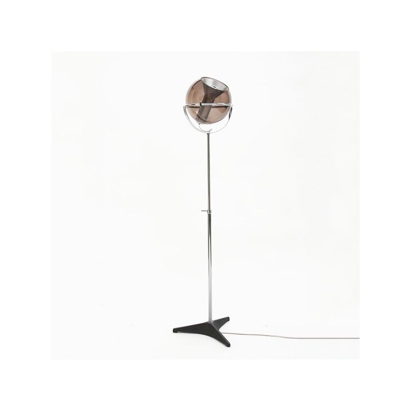 Raak vloerlamp model Globe