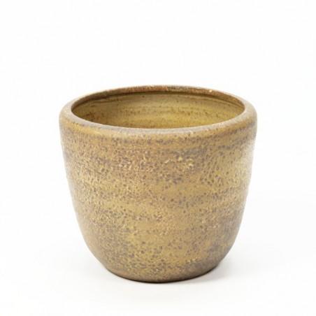Mobach flowerpot brown