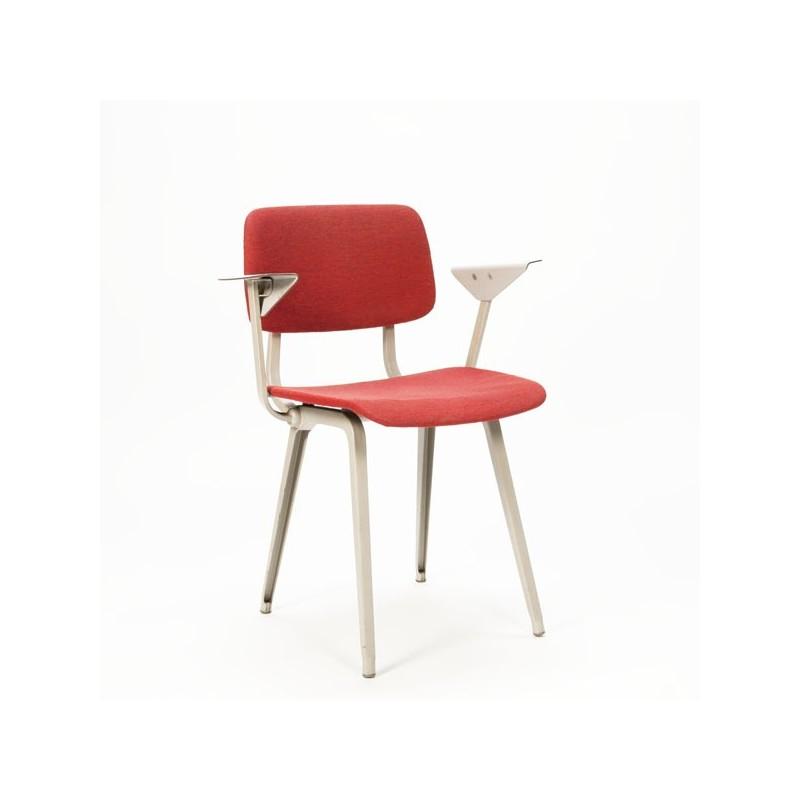 Friso Kramer Revolt red with armrest