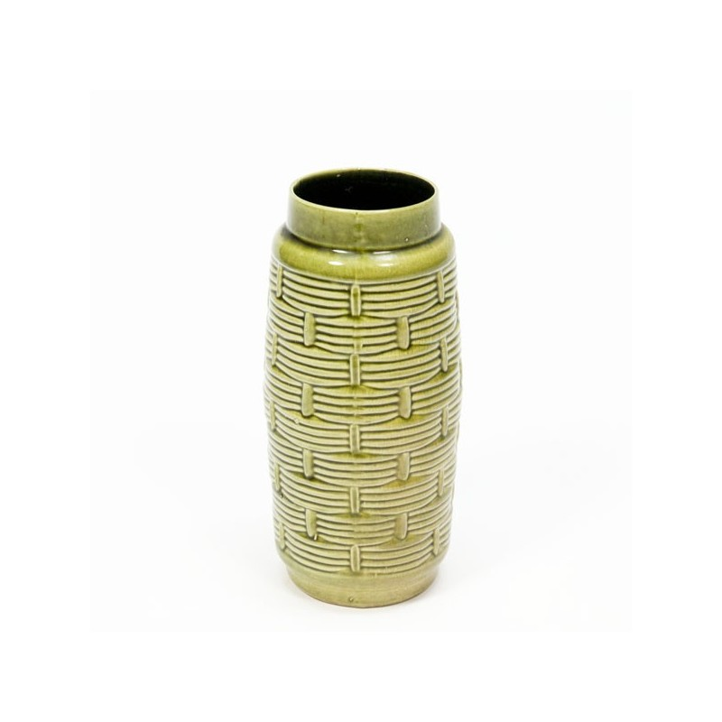 West Germany vase green