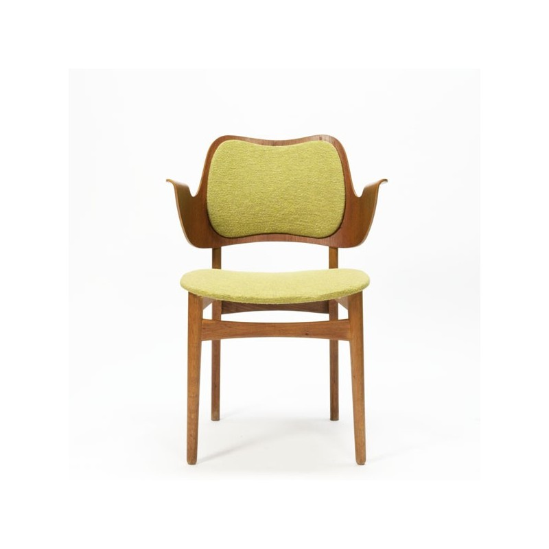 Plywood design chair by Bramin
