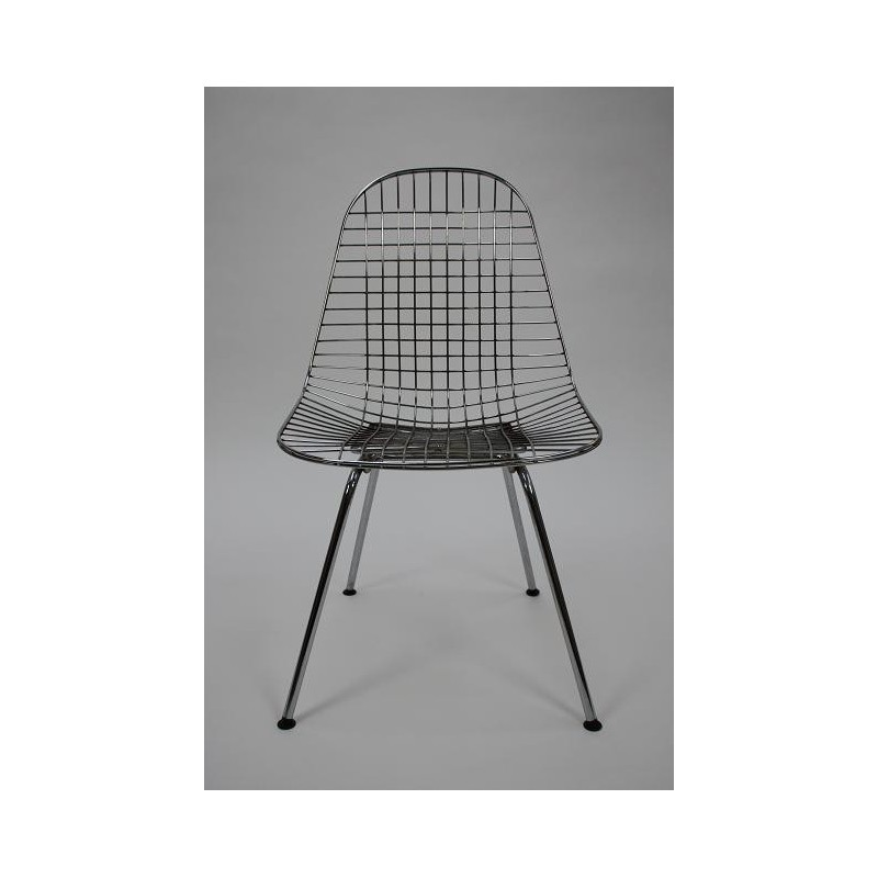 DKX wire chair by Eames