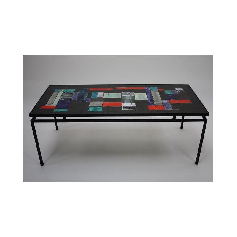 Belarti tile table