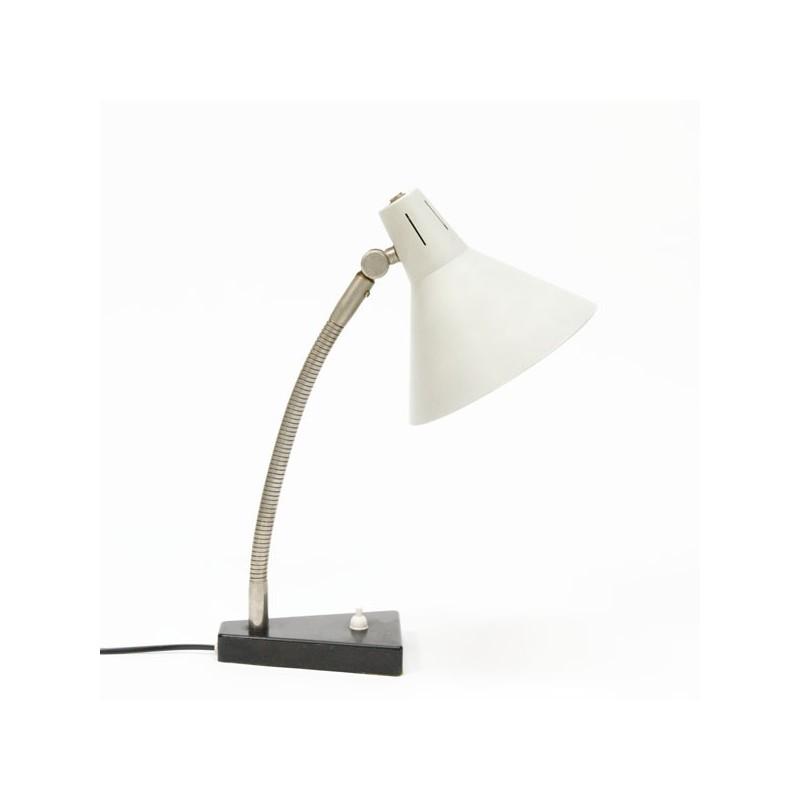 Hala table lamp grey