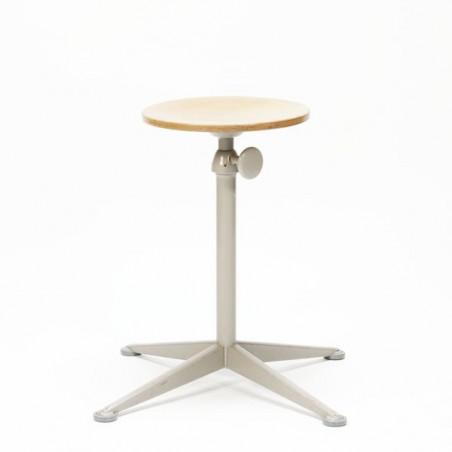 Friso Kramer kruk hoog model verstelbaar