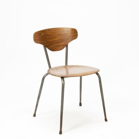 Danish school chair for children