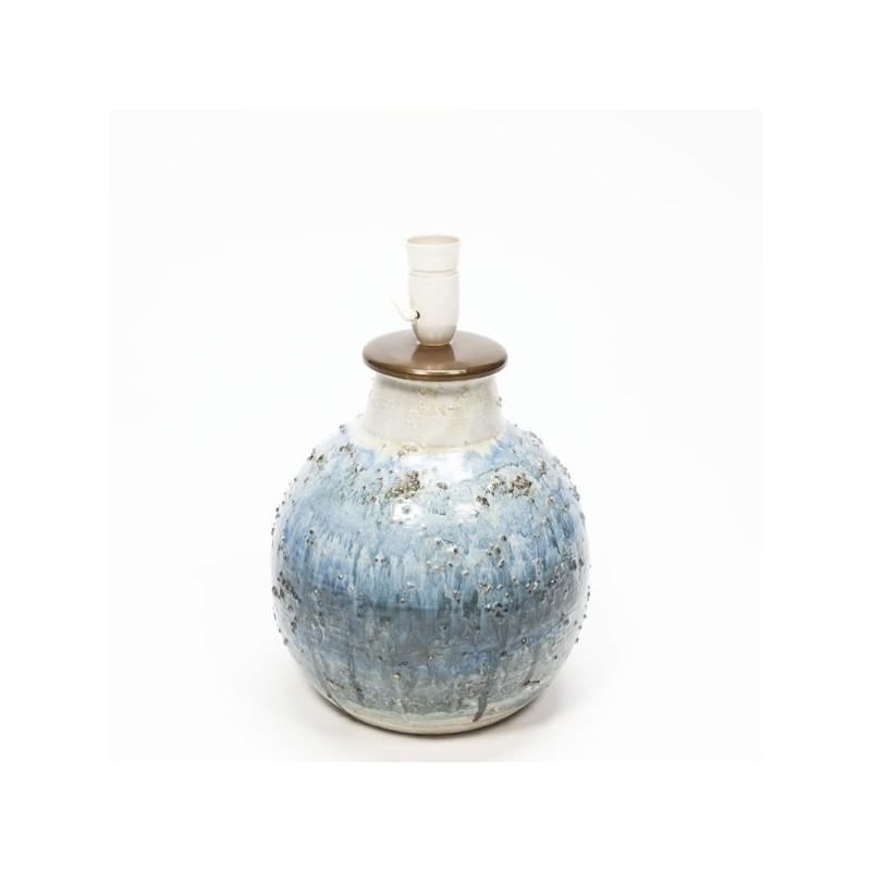 Large ceramic lamp base