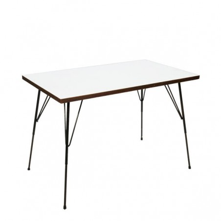 Dining table in style of Rudolf Wolf Elsrijk