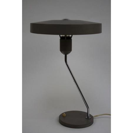 Philips tafellamp L. Kalff grijs