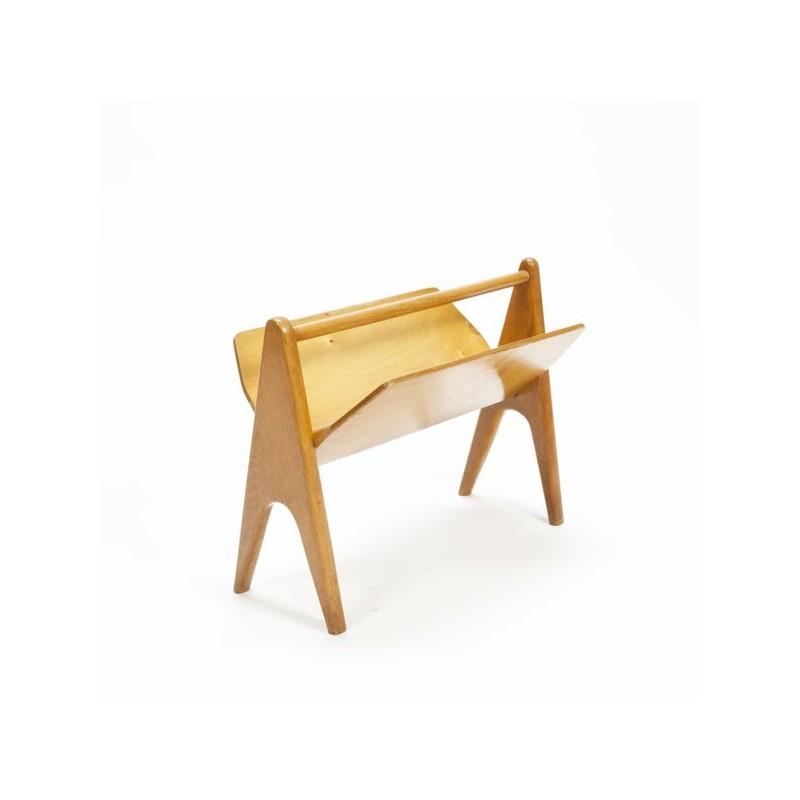 Magazine rack birch