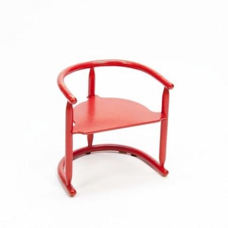 Kinderstoel van Karin Morbing