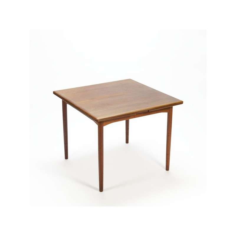 Danish design dinner table square