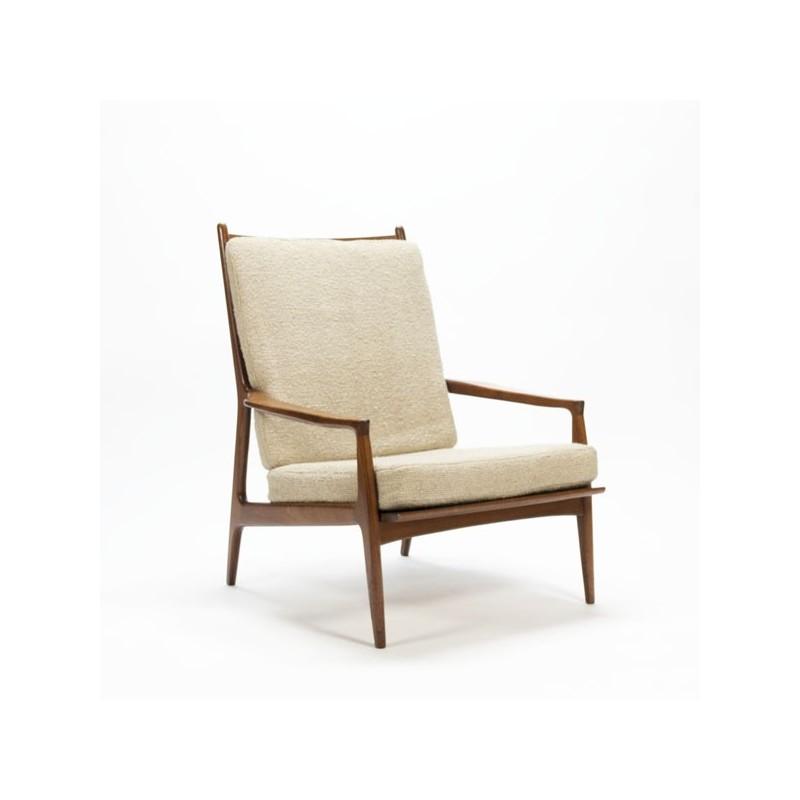 Milo Baughman fauteuil