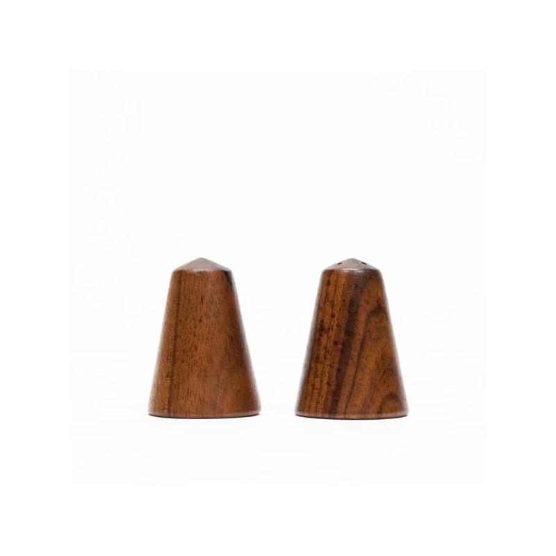 Peper/ zout stel palissanderhout