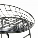 Cees Braakman wire stool black
