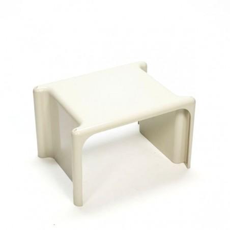 Giotto Stoppino Scagno small table