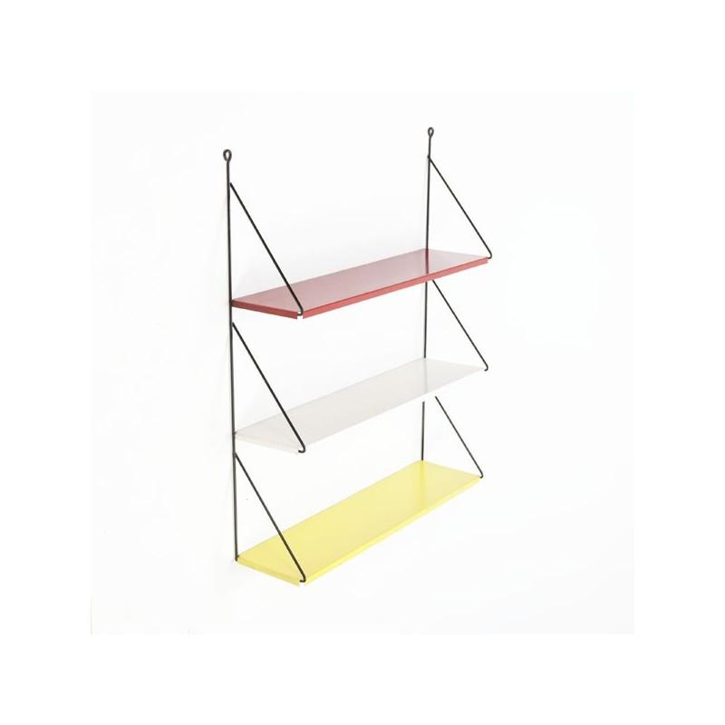 Metal wall rack no. 1