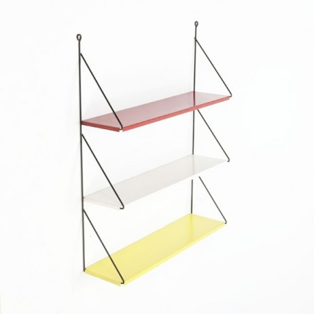 Metal wall rack no. 1