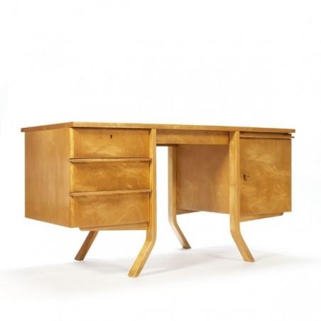 Cees Braakman desk by UMS Pastoe