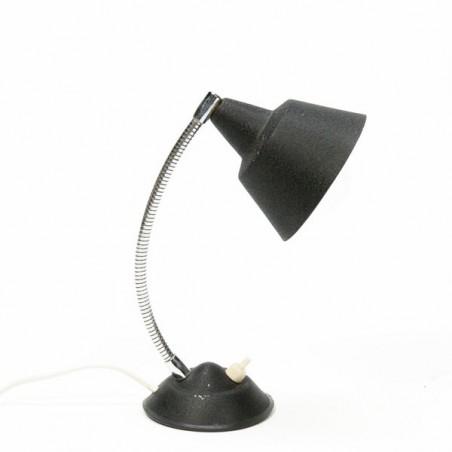 Klein zwart tafellampje