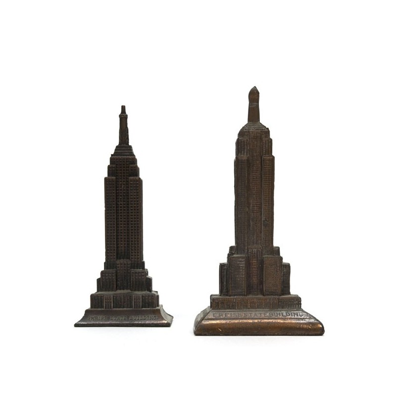 Empire state building miniatures
