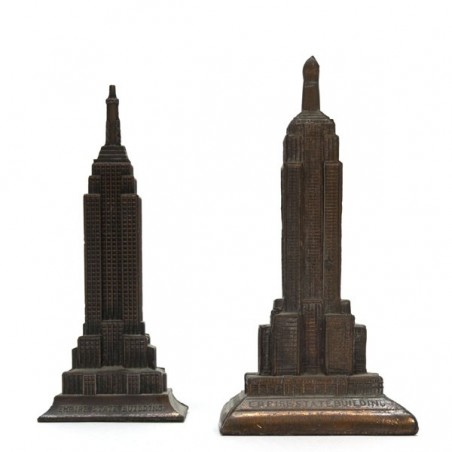 Empire state building miniaturen