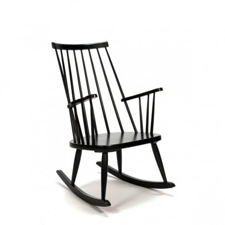 Rocking chair black
