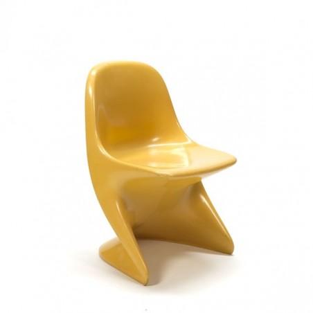 Casalino children's chair yellow