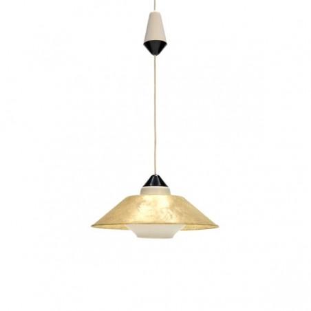 Hanglamp met fiberglas kap van Philips
