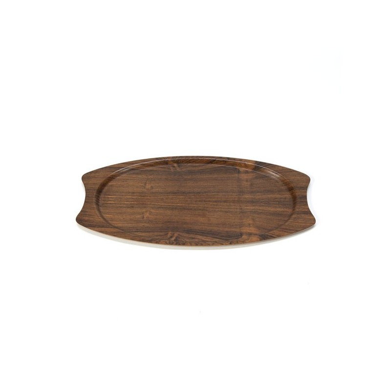 Rosewood tray by Silva