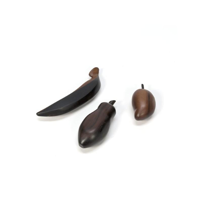 Palissander houten fruit