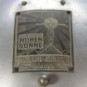 Grote industriele vloerlamp merk Siemens