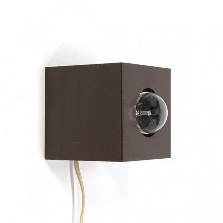 Kubistisch wandlampje van Philips