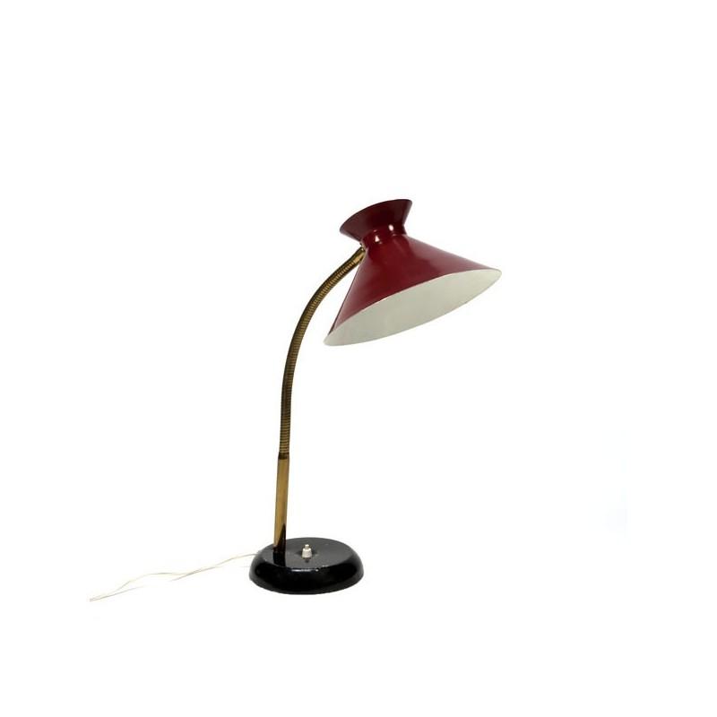 Grote bureaulamp Italiaans design