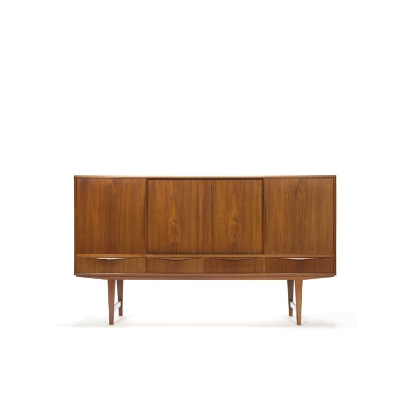 High sideboard in teak