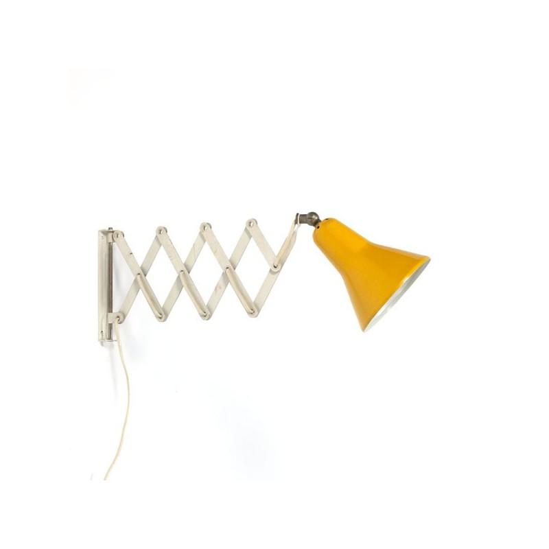 Schaarlamp van Anvia geel