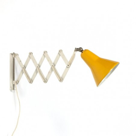 Wall lamp by Anvia yellow