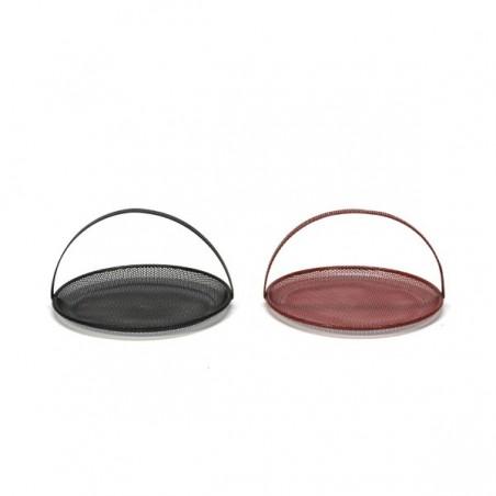Set of 2 small plates by Mategot for Artimeta