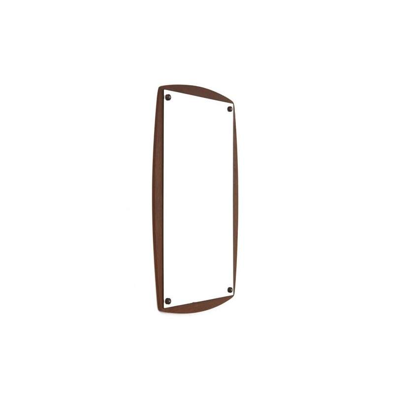 Danish mirror in teak