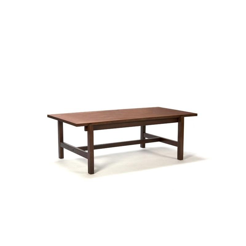 Pastoe coffee table rectangle