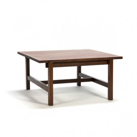 Pastoe coffee table square