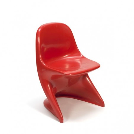 Casalino children's chair red