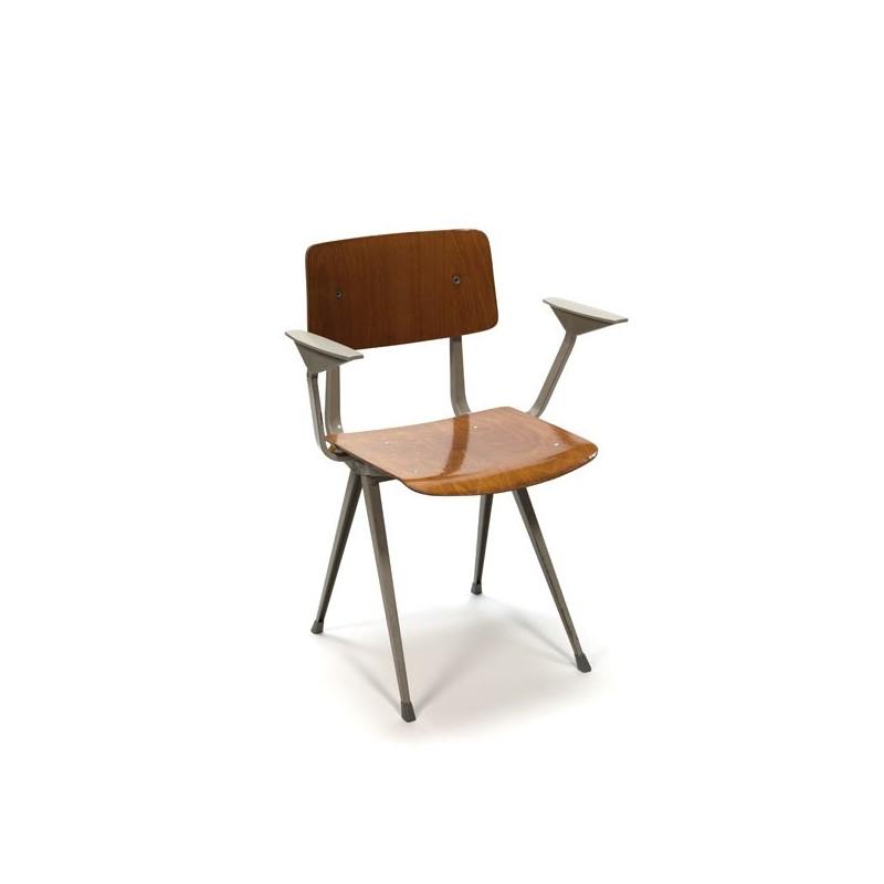 Friso Kramer Result chair with armrest