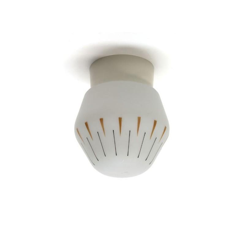 Plafondlamp jaren 50 nr.12