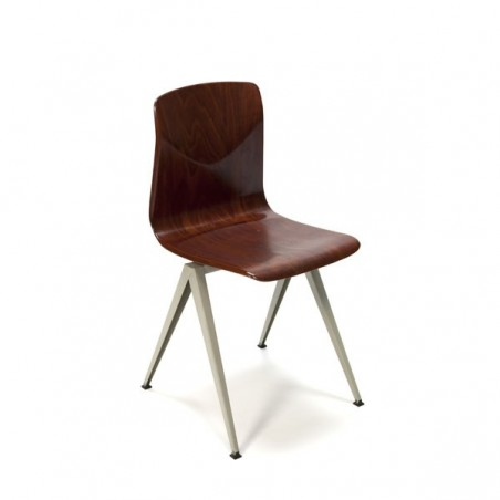 Industriële stoel van Thur-op-seat